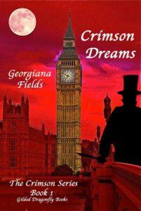 Crimson Dreams - Bk cover